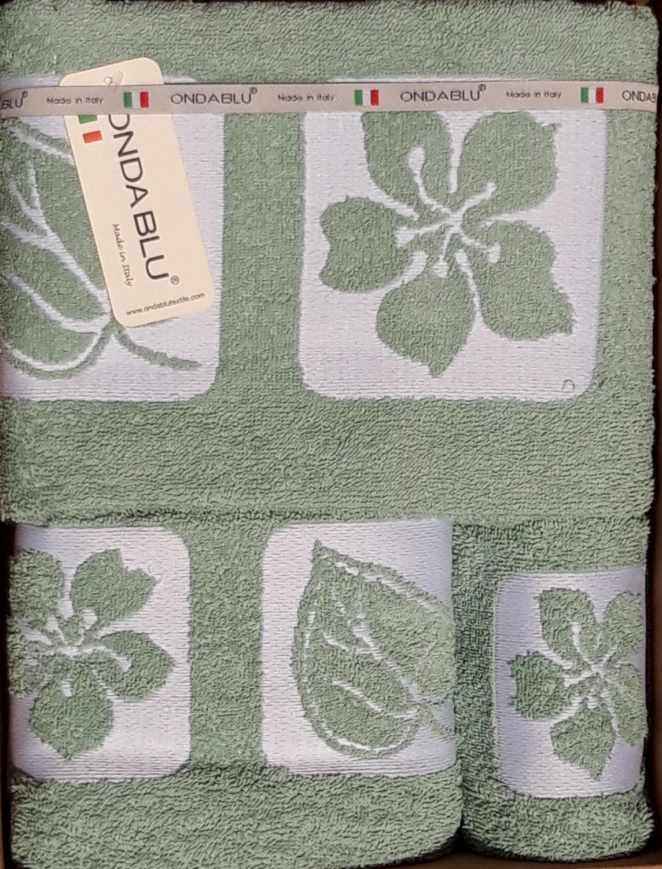 Set Asciugamani Forme Pure
