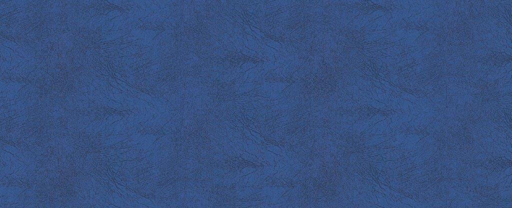 Tappeto Antiscivolo Stampa Digitale Cotone Screziato Blu